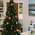 Kelly Johnston Art Studio + Gallery Holiday Sale Weekend + First Friday Art Walk
