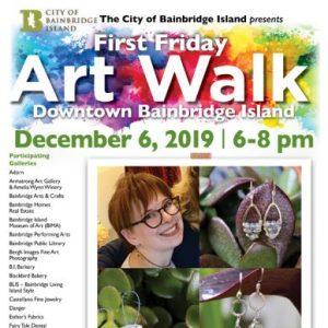 First Friday Art Walk Bainbridge Island