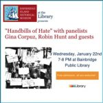 """""""HANDBILLS OF HATE"""": A PANEL DISCUSSION"""