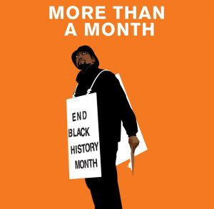 """More Than a Month"" Screening & Discussion (Part of BIMA's Black History Month Celebration)"