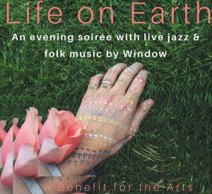 Life on Earth - An evening soirée with live jazz & folk music
