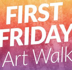 Virtual First Friday Art Walk