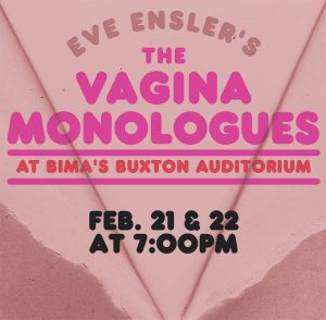 V-DAY Bainbridge - The Vagina Monologues