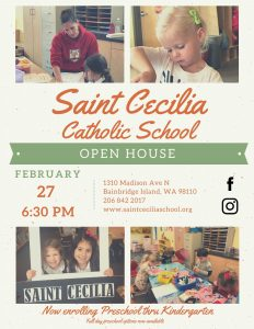 Open House Night - Preschool and Kindergarten
