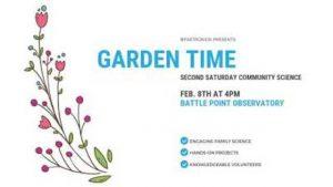 BPAstro Kids: Garden Time