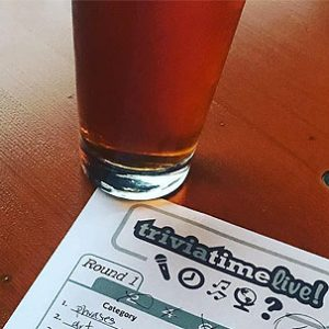 Weekly Trivia Time Live at the Taproom