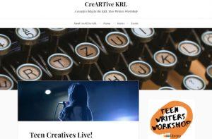 Kitsap's new digital art and lit mag—for TEENS!