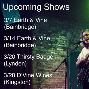 CANCELED: Earth & Vine Presents Dain Weisner