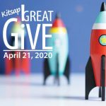 Kitsap Great Give! EARLY GIVING on APRIL 1