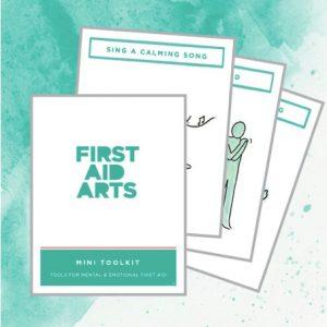 First Aid Arts Mini Toolkit