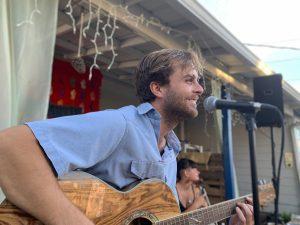 Living Room Concert with Dain Weisner