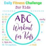 BI Parks: Alphabet Fitness Challenge for Kids
