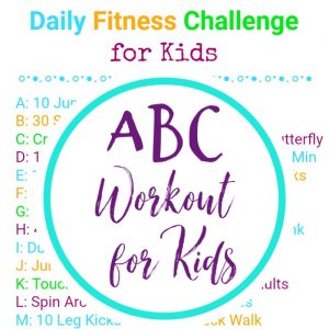 BI Parks: Alphabet Fitness Challenge for Kids