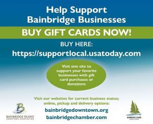 Help Support Bainbridge Businesses
