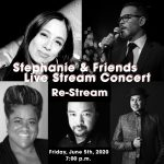 Stephanie & Friends Live Re-stream!