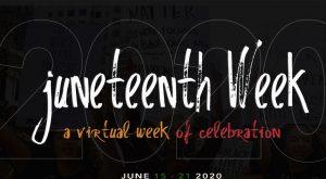 Juneteenth Week 2020