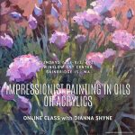 Impressionist Painting in Oils or Acrylics