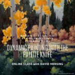 Dynamic Painting with the Palette Knife