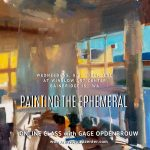 Painting the Ephemeral with Gage Opdenbrouw