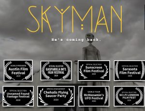 """Q & A with Daniel Myrick: Director of """"SKYMAN"""" & """"The Blair Witch Project"""""""