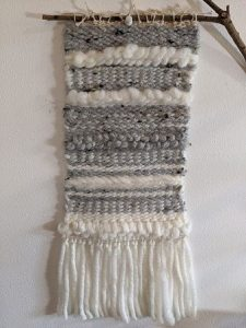 Summer Youth: Learning to Weave: Make a Wall Hanging (Online Class for Ages 10-14)