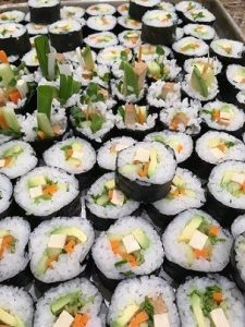 Sushi Party-Roll Along (Online)