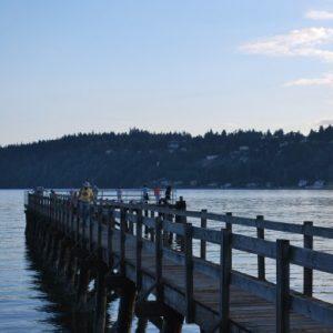 Point White Pier