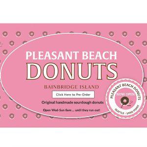 Pleasant Beach Donuts
