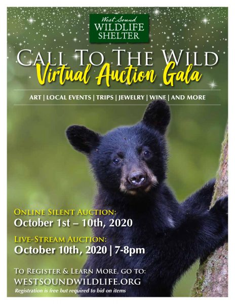16th annual Call to the Wild! Virtual Auction bene...