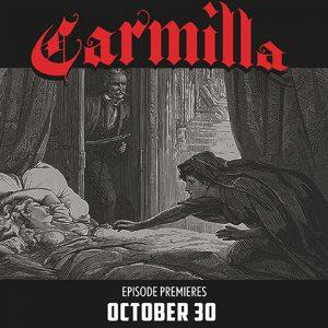 October 30: Bainbridge Pod Accomplice – Carmilla