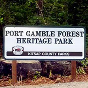 Port Gamble Forest Heritage Park