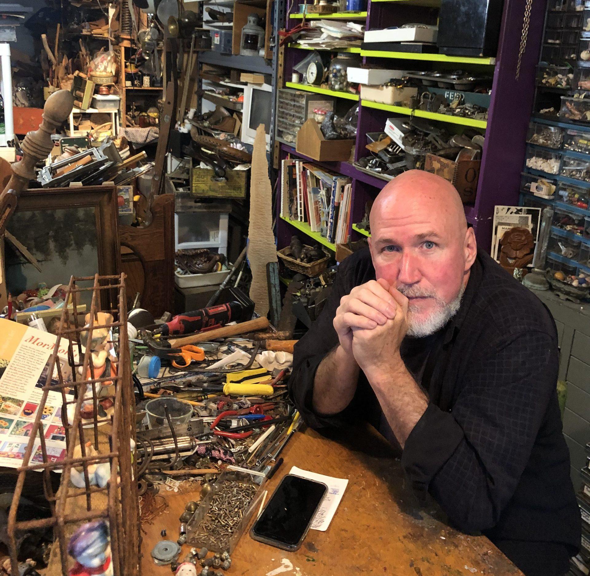 How Artists are Surviving this Pandemic: Steve Par...