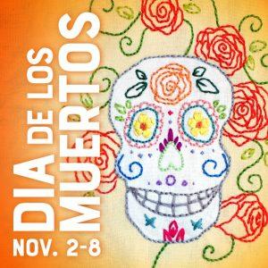 BIMA: 7th annual Día de los Muertos