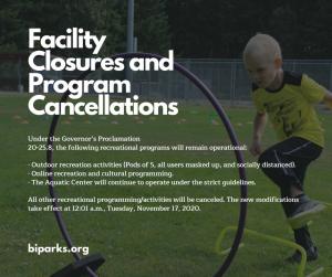 BI Parks & Recreation District: Shutting Down ...