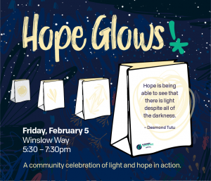 BYS: HOPE GLOWS!