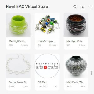 BAC: Online Store Open