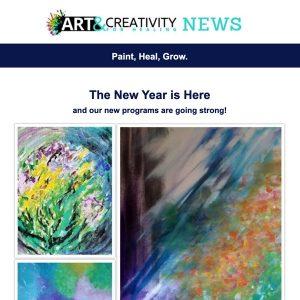 Art4Healing Workshops