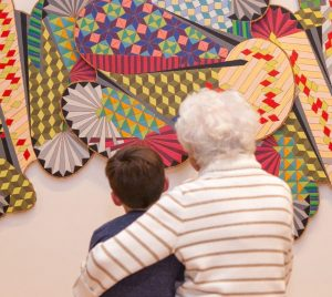Look Again: Early-Stage Memory Loss Guided Art Discussions (Online)