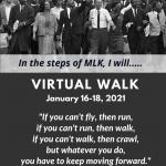 MAC: In the Steps of MLK Jr. Virtual Walk