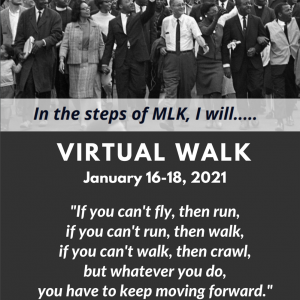 MAC: In the Steps of MLK Jr. Virtual Walk