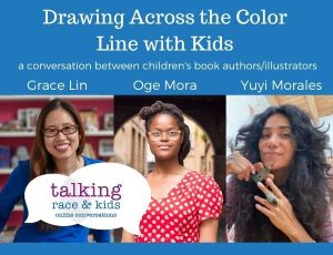 Drawing Across the Color Line with Kids
