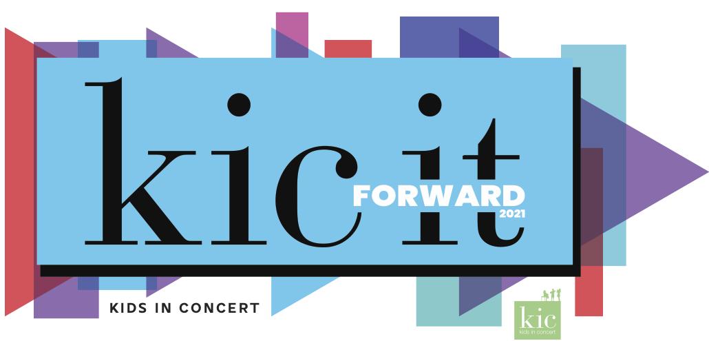 KIC It Forward!