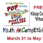 FREE Virtual Youth Art Competition Opportunity
