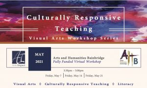 Fully Funded Visual Arts Workshop: Culturally Resp...