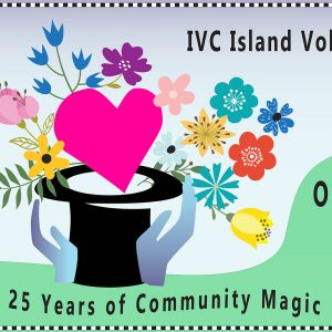 """Island Volunteer Caregivers (IVC) """"25 Years of Community Magic"""" Online Auction and Fundraiser"""