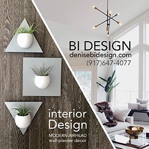 Ad for BI Design, Interior Design