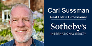 Ad for Carl Sussman, Sotheby's Realty