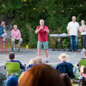 BPA Live On The Lawn: The EDGE Improv's Paper Moon...