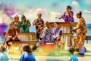 BPA PRESENTS: LIVE ON THE LAWN! Anzanga's electrifying energizing music of African marimba