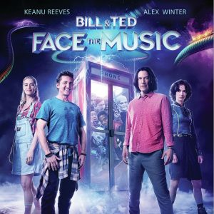 Drive-In Movies: Bill and Ted Face the Music